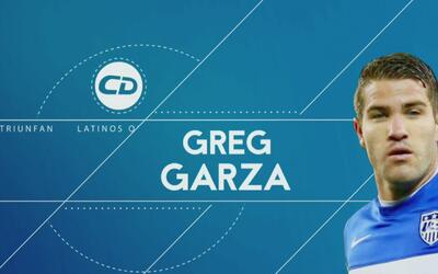 Latinos que triunfa: Greg Garza vive un sueño con el Team USA