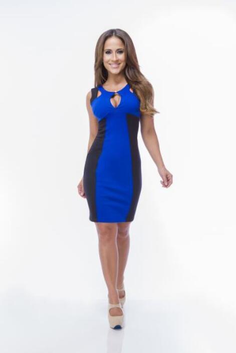 Este vestido forma parte de la edición limitada para el otoño.