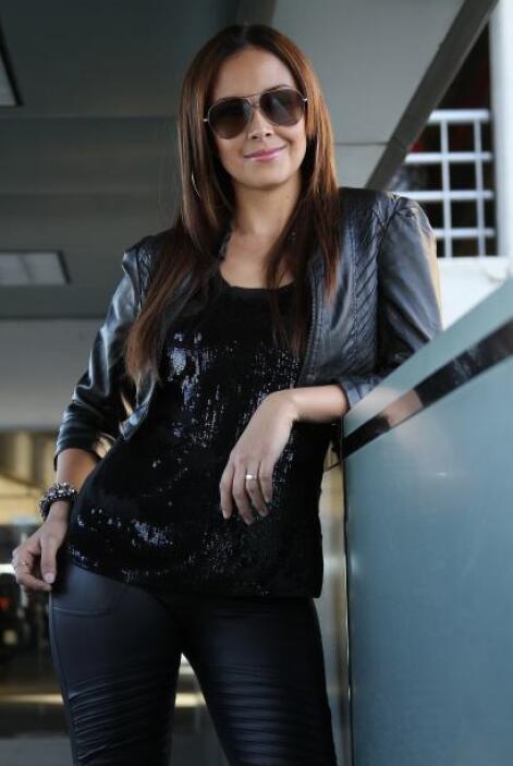 América Sierra debutó como solista en 2013 y ganó el premio Artista Pop...
