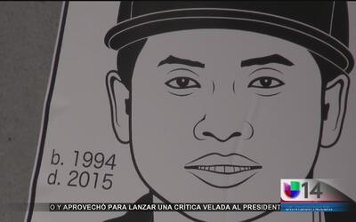 A dos años de la muerte de Amilcar aún no hay respuesta en su caso
