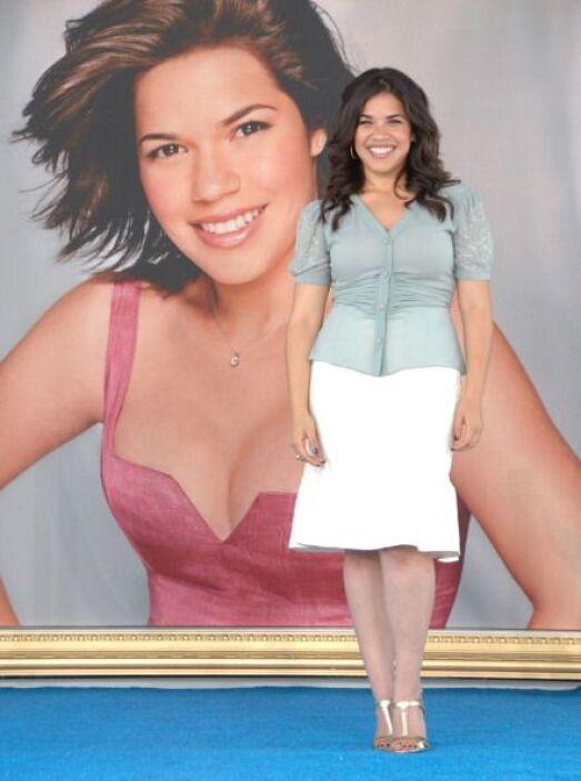 América Ferrera nació el 18 de abril de 1984 en Los Ángeles, y es de ori...