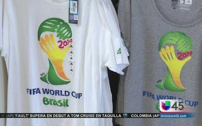 La fiebre del Mundial llegó a Houston