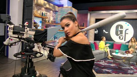 La gozadera, Clarissa Molina es mejor pelotera que Raúl de Molina, ¡y va...