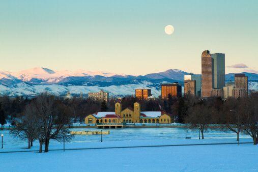 DENVER - AURORA - BROOMFIELD, COLORADO  Número de empleos en 2013: 1,310...
