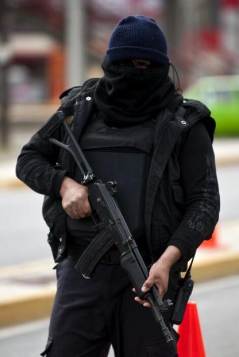 El gobierno ha hecho esfuerzos para disminuir los índices de violencia....