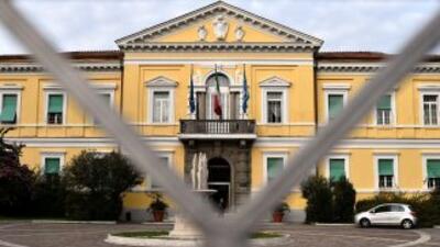 El paciente se encuentra ingresado en el hospital Lazzaro Spallanzani, e...