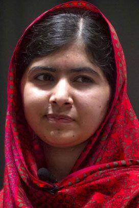 Con tan sólo 17 años, Malala ha recibido el Premio Nobel d...