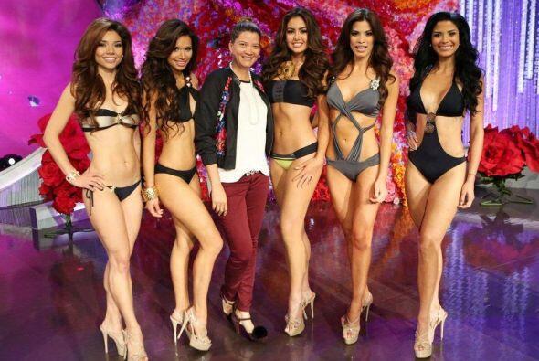 Cientos de chicas guapas se presentaron en las audiciones de Nuestra Bel...