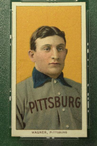 Honus Wagner jugó para los Coroneles de Louisville y los Piratas de Pitt...