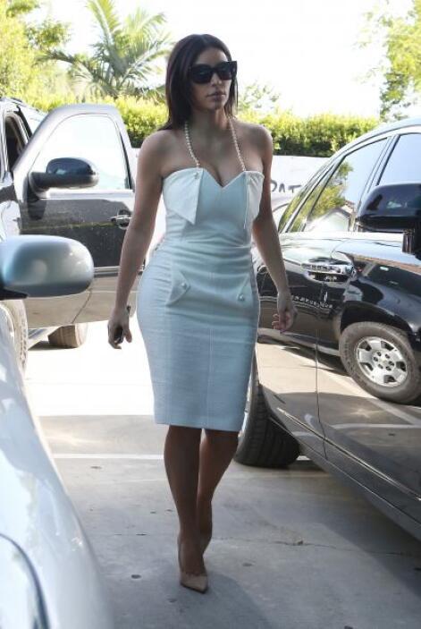 Poco a poco, la misma Kim se ha encargado de desmentir todos los rumores...