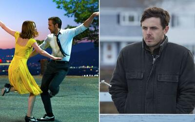 'La La Land' y 'Manchester by the Sea'