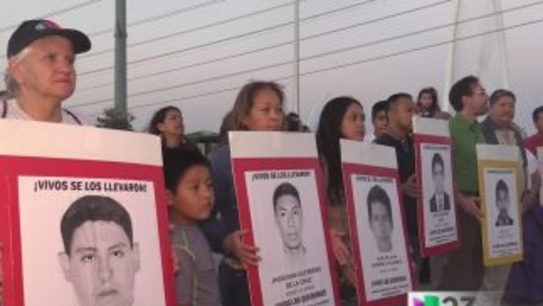 CIDH presentará primeras conclusiones sobre desapariciones en Ayotzinapa...