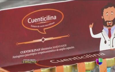 'Cuenticilina' un método para curar estados de ánimo