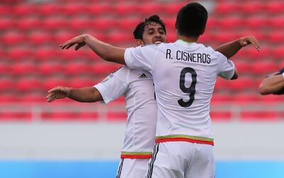 México golea a El Salvador y consigue su boleto al Mundial Sub 20