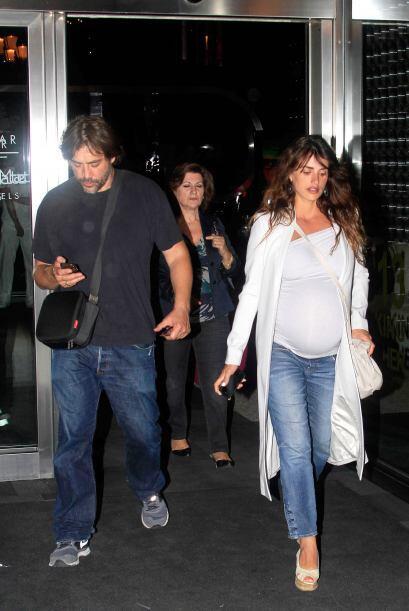 Sus curvas se desvanecieron poco a poco, y el embarazo no le sent&oacute...