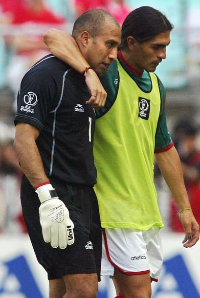 México llegó a Octavos de Final con la esperanza de avanza...