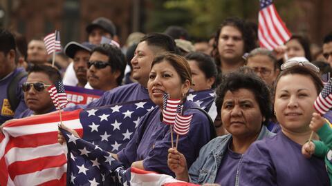 En Estados Unidos viven 11 millones de inmigrantes indocumentados.
