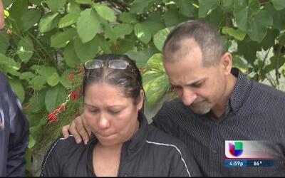 Pastora Maritza Rivera sufre el asesinato de su hijo Gerardo Rosado