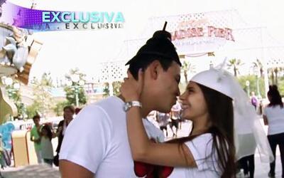 ¿Se casó el Yaki? Lo vimos en un viaje muy romántico a Disneyland