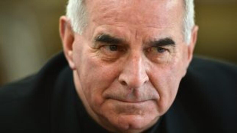El cardenal británico Keith O'Brien, acusado de 'conductas inapropiadas'