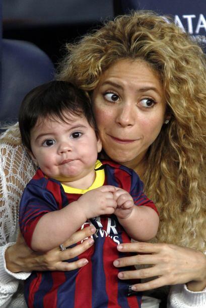 Hasta Shakira en varias ocasiones quiso imitar algunas de sus caritas. S...