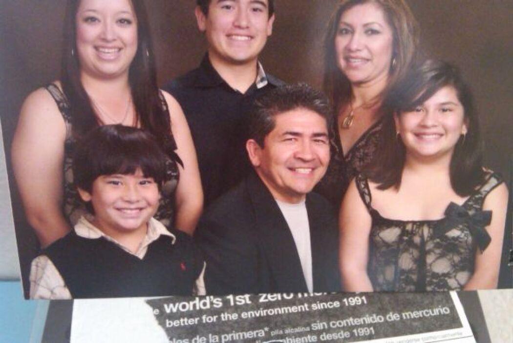 Un bonito mensaje de amor para la familia Montero. Recuerda, envía tus '...