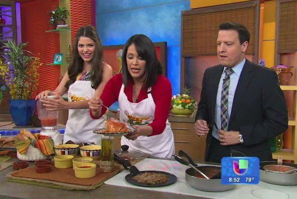 Karlita nos consintió esta semana con una receta que resultó tan delicio...