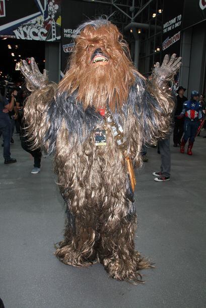 'Star Wars' tampoco fallará en el Halloween de este año, el atuendo de C...