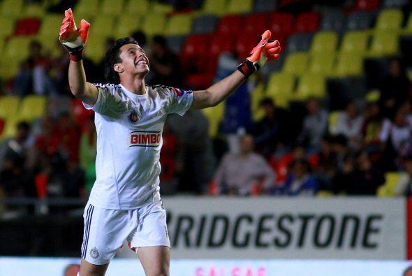 Que Toño Rodríguez siga teniendo grandes actuaciones pese...