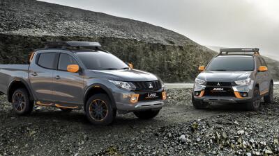 Mitsubishi en el Auto Show de Ginebra 2016