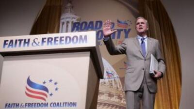 Jeb Bush en la Conferencia para la Fe y la Libertad