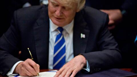 Trump acaba con las regulaciones aprobadas por Obama para combatir el ca...