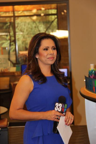 Mary Rabago, presentadora de Univision Arizona, se hizo  ciudadana estad...