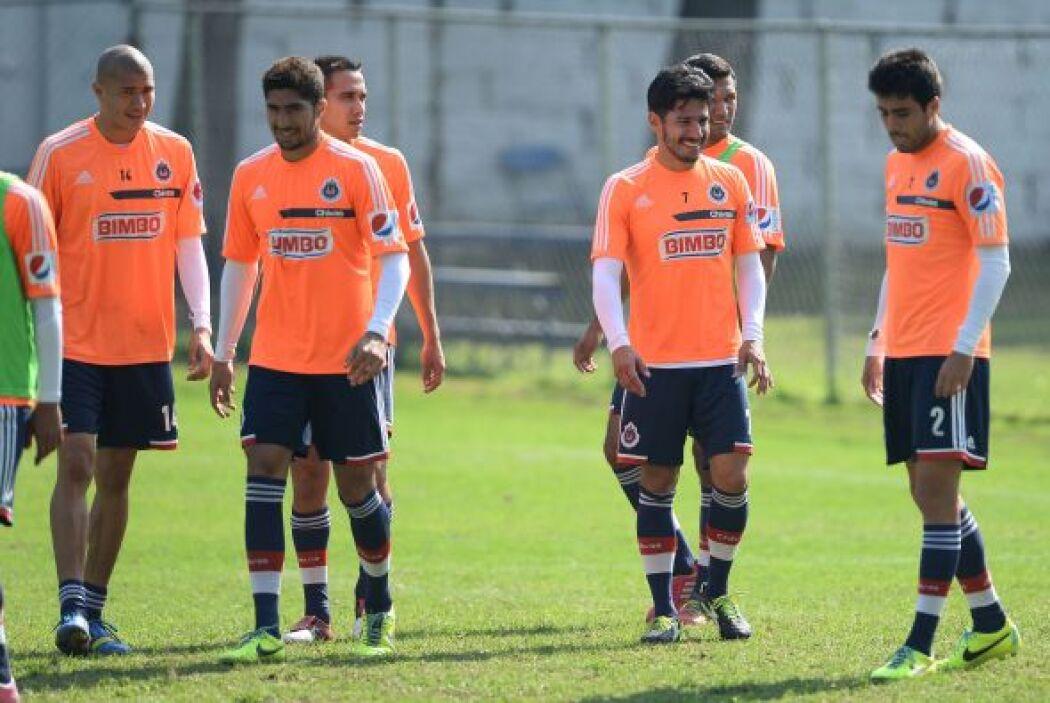 Los fracasos parecen ser ya el distintivo de Chivas de Guadalajara, que...