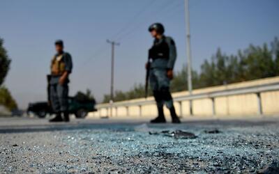 Fuerzas de seguridad acudieron al lugar del ataque, algunos alumnos pidi...
