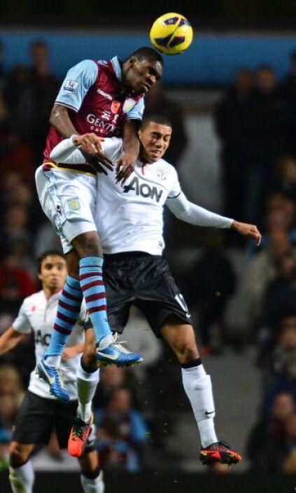 Lo intentó el Aston Villa en los minutos finales pero no le llegó el gol.