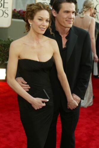 Otro rompimiento que nos sorprendió fue el de Diane Lane y Josh Brolin....