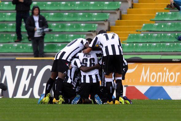 El encuentro acabaría 2-1 a favor del Udinese, al momento es l&ia...