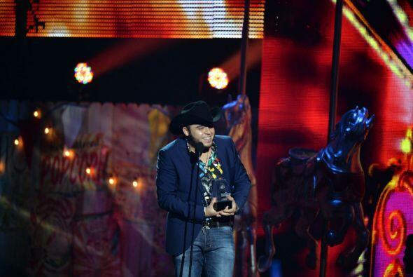 El ganador fue Gerardo Ortiz, quien agradeció a sus fans por el apoyo qu...