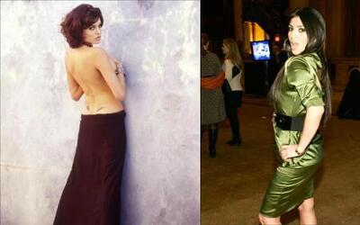 Angelina Jolie y otras chicas malas del entretenimiento que cambiaron gr...