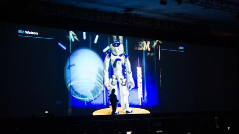 Rob High, líder tecnológico del proyecto IBM Watson, en la...