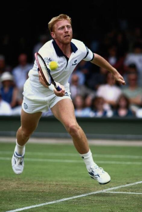 Y con seis títulos de Grand Slam encontramos a dos ex jugadores, primero...