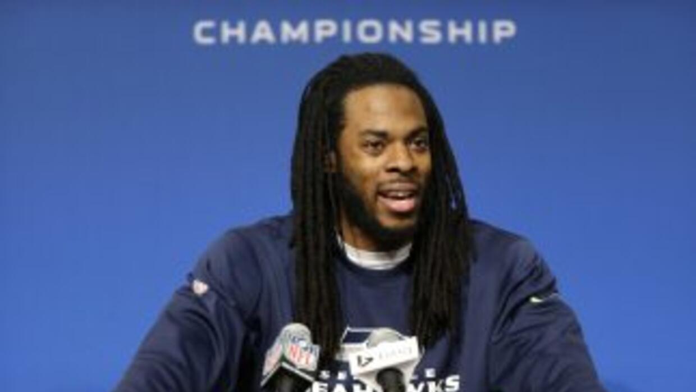 A Richard Sherman no le caen bien los 49ers (AP-NFL).