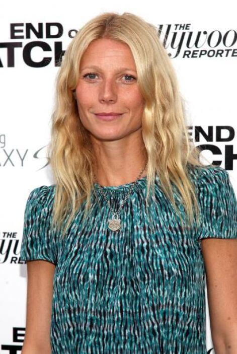 Actualmente vemos a Gwyneth Paltrow con una larga, rubia y muy cuidada c...