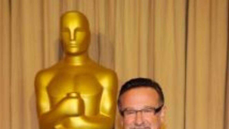 Encuentran muerto a Robin Williams