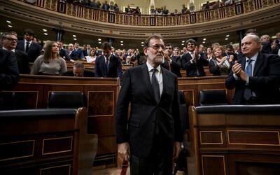 Mariano Rajoy es reelegido como presidente de España