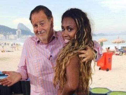 El Gordo de Molina continúa en Río de Janeiro, y en esta o...
