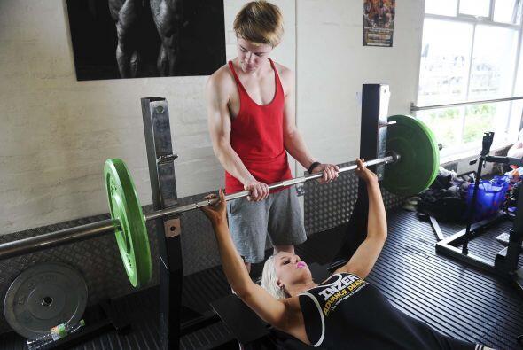 Han entrenado por casi dos años, ahora dejaron el 'gym' Para empezar a v...