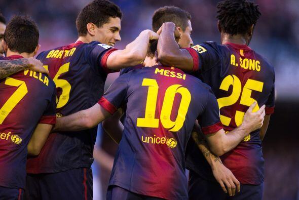 Messi sigue rompiendo marcas en España.