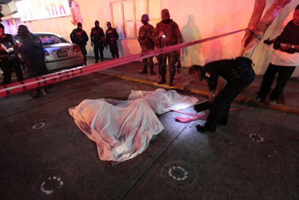 10 de septiembre. Fueron hallados 16 cuerpos en una camioneta abandonada...
